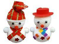 Деды морозы,снеговики