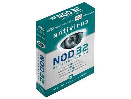 NOD32-ENA-NS-1-1 NOD32 Standard newsale for 3 user for 1 year