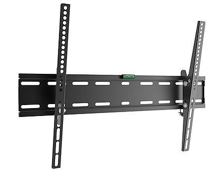 "Flat Panel Wall Support Brateck LP41-46T for TV screen size 37"" - 70"", Tilt from +5° to -10°, VESA 200x200, 400x200, 300x300, 400x400, 600x400, 50Kg, Bubble Level (suport de perete pentru TV/крепление подвес настенный кронштейн для телевизора)"