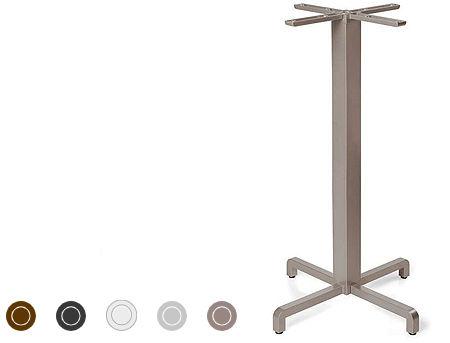 Picior masa din aluminiu NARDI BASE FIORE HIGH (5 culori)