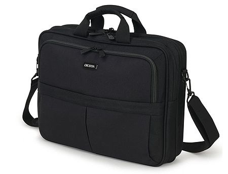 "Dicota D31428 Top Traveller SCALE Notebook Case 14""-15.6"" Black (geanta laptop/сумка для ноутбука)"