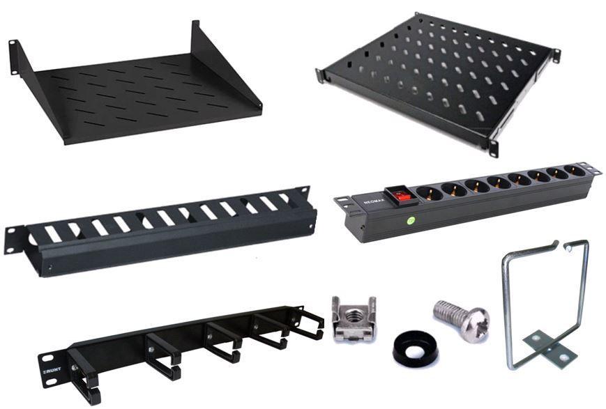 Componente pentru dulap rack