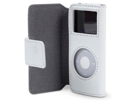 F8Z058-WHT Belkin Foli o Case for iPod Nano White (husa/чехол)