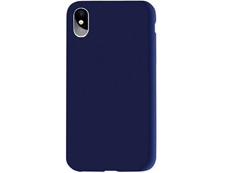 650017 Husa Screen Geeks Touch Xiaomi Mi A2/6X TPU, Blue (чехол накладка в асортименте для смартфонов Xiaomi, силикон, цвет прозрачный)