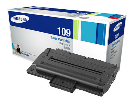 Cartridge Samsung MLT-D109S for SCX-4300, 2000 pages (cartus/картридж)