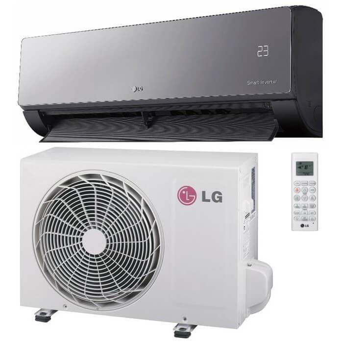 Кондиционер тип сплит настенный Inverter LG AM09BP 9000 BTU