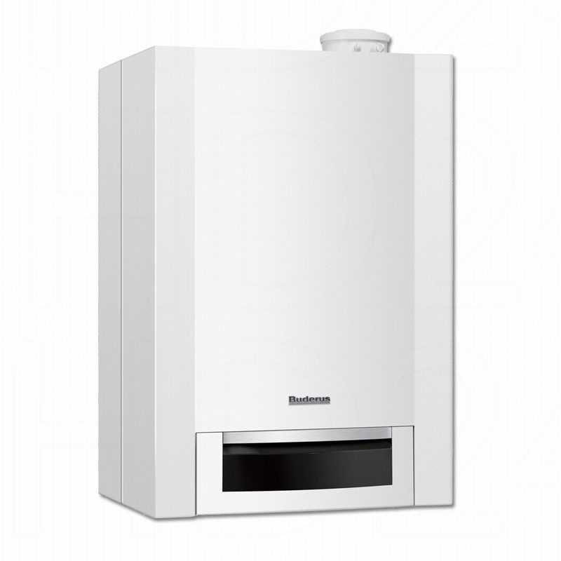 Газовый конденсационный котел Buderus GB 172-24T50 (24кВт)