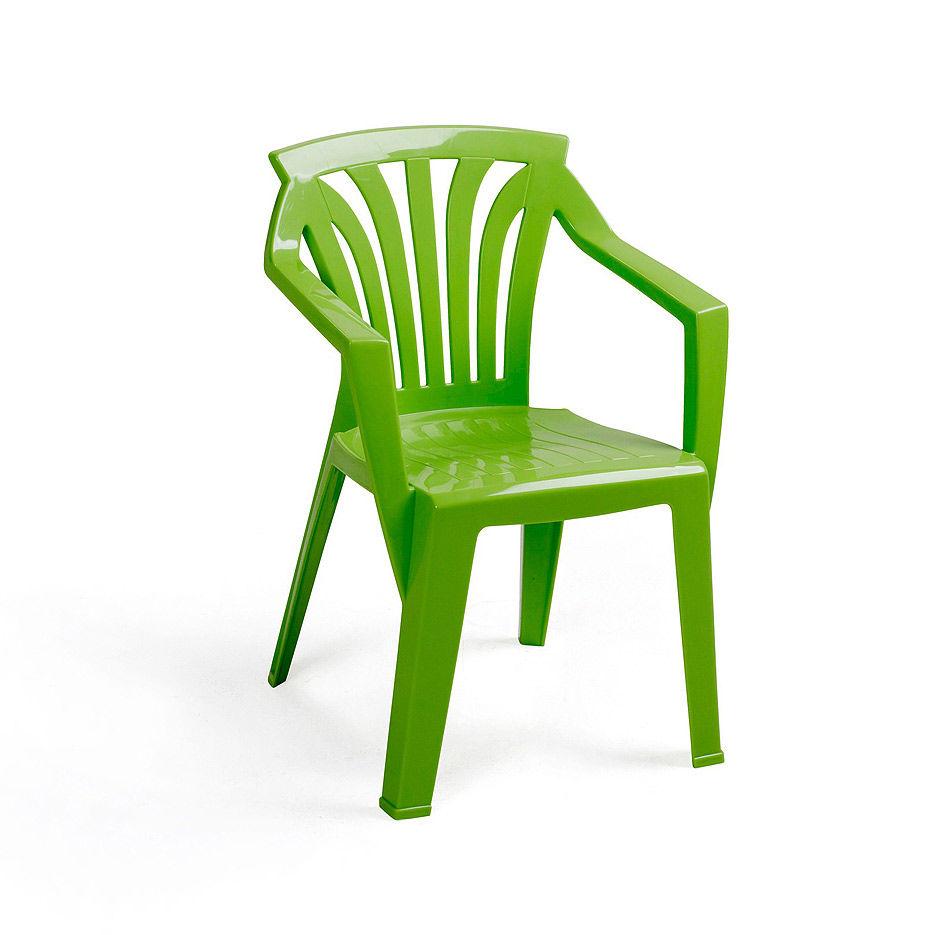 Кресло детское Nardi ARIEL LIME 40278.12.000 (Кресло детское для сада террасы балкона)