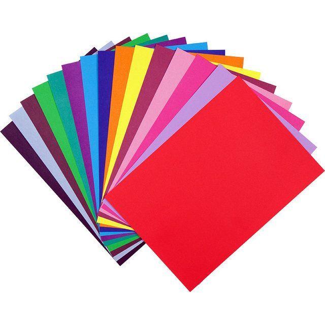 Hartie colorata