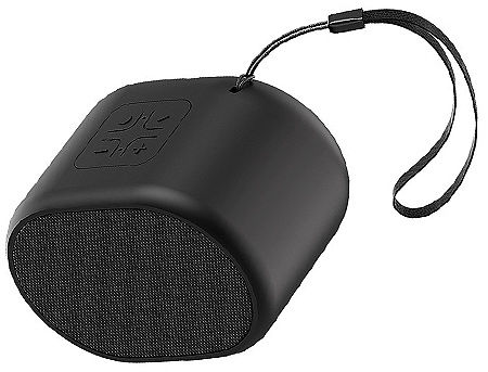 Borofone BP4 Enjoy Sports wireless speaker Black (700834), 3W, Bluetooth, 1800mAh, USB/SD input