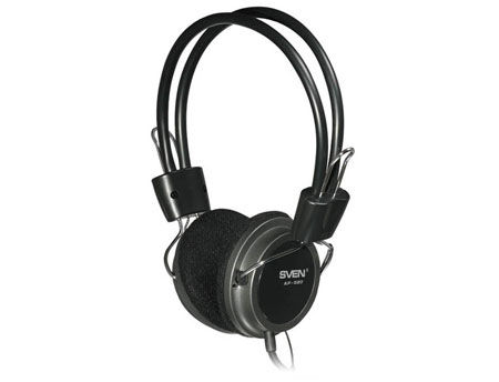 SVEN AP-520 Headphones with microphone, Headset: 20-20,000 Hz, Microphone: 50-16,000 Hz, 2.2m (casti cu microfon/наушники с микрофоном)