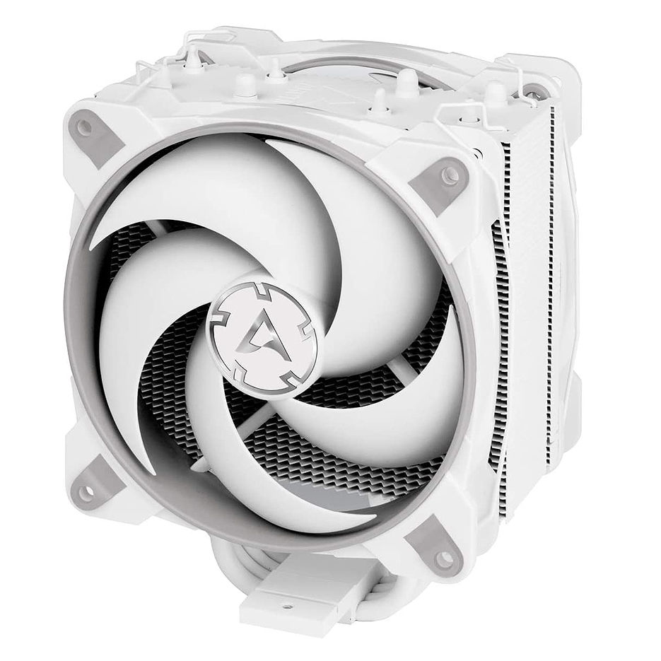 Cooler Arctic Freezer 34 eSports DUO White, Socket AMD AM4, Intel 1150, 1151, 1155, 1156, 2066, 2011(-3) up to 210W, 2 x FAN 120mm, 200-2100rpm PWM, Fluid Dynamic Bearing	12