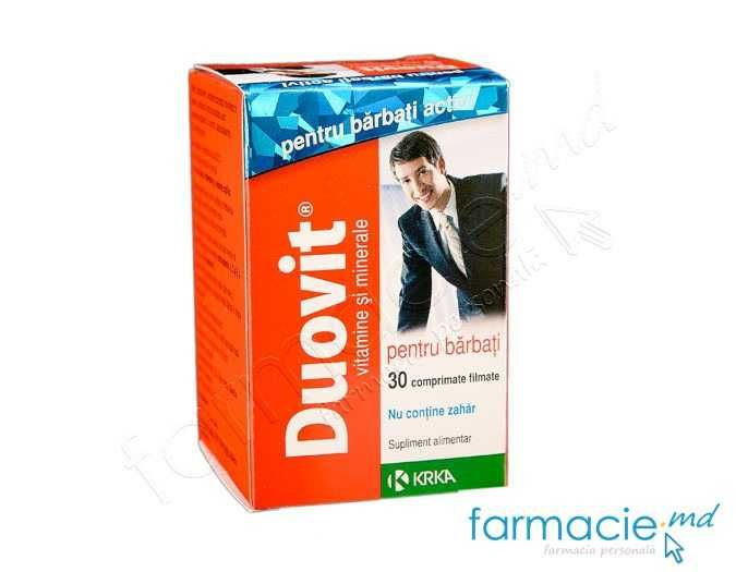 vitamine pentru barbati md
