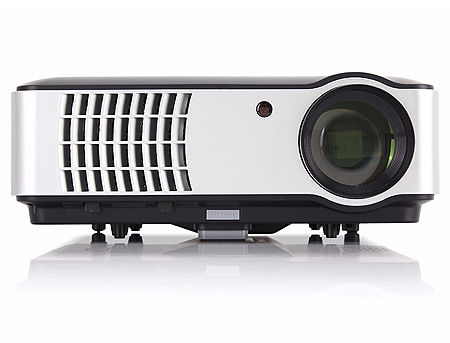 "Projector ASIO LED RD806, 5.8"" LCD TFT, 2800 lumens, 1500:1, 1280 x 800, 720P/1080P, LED Lamp 140W, Lamp Life: 50000 hours, Picture size: 1.25m - 5m, Projection Distance: 1.5 - 8 m, Speakers 2x3W, 2xHDMI/2xUSB/VGA/AV/Audio Out ( proiector / проэктора )"