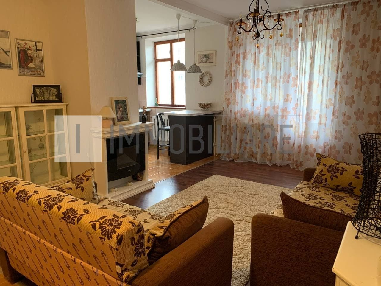 Apartament cu 1 cameră + living, sect. Botanica, str. Minsk.