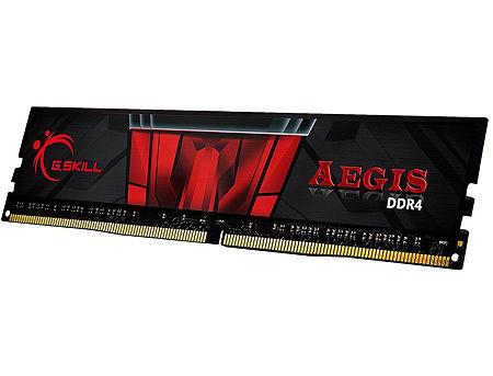 16GB DDR4 G.SKILL Aegis F4-3200C16S-16GIS DDR4 PC4-25600 3200MHz CL16, Retail (memorie/память)