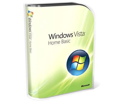 66G-02365 Microsoft Windows Vista Home Basic SP1 32-bit Russian 1pk DSP OEI DVD