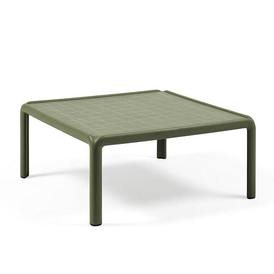Столик кофейный Nardi KOMODO TAVOLINO AGAVE 40378.16.000 (Столик кофейный для сада и террасы)