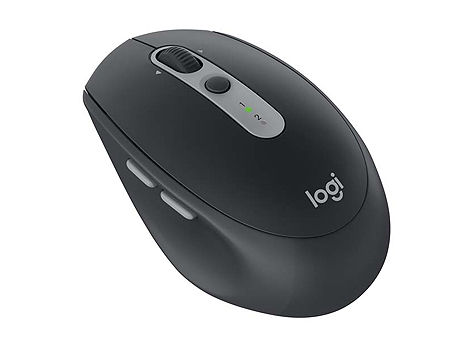 Logitech M590 Wireless Mouse Multi-Device Silent Graphite Tonal, Bluetooth & 2.4GHz Wireless connection, 910-005197 (mouse fara fir/беспроводная мышь)
