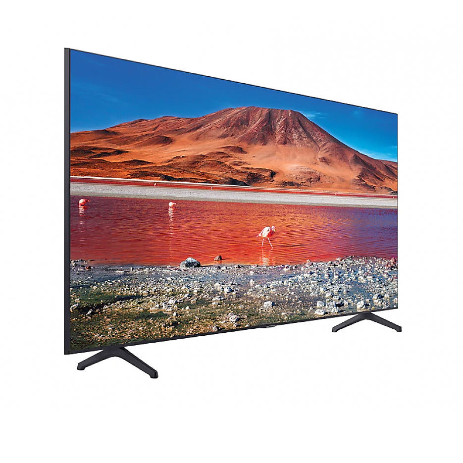 "Телевизор 55"" LED TV Samsung UE55TU7170UXUA, Titan (3840x2160 UHD, SMART TV, PQI 2000Hz, DVB-T/T2/C/S2"