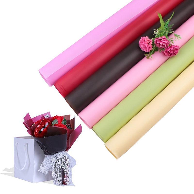 Бумага оберточная для подарков