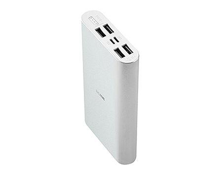 ACME PB16S Silver Power bank, Li-polymer 15 000 mAh (55.5 Wh), Input 1: Lightning DC 5 V/1.5 A, Input 2: Micro USB, DC 5 V/2 A (acumulator extern universal / универсальный мобильный внешний аккумулятор) www
