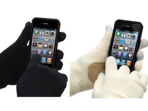 Сенсорные перчатки
