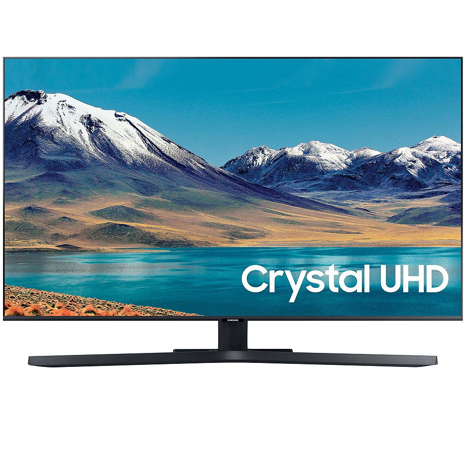 "Телевизор 55"" LED TV Samsung UE55TU8500UXUA, Black (3840x2160 UHD, SMART TV, PQI 2800Hz, DVB-T/T2/C/S2"