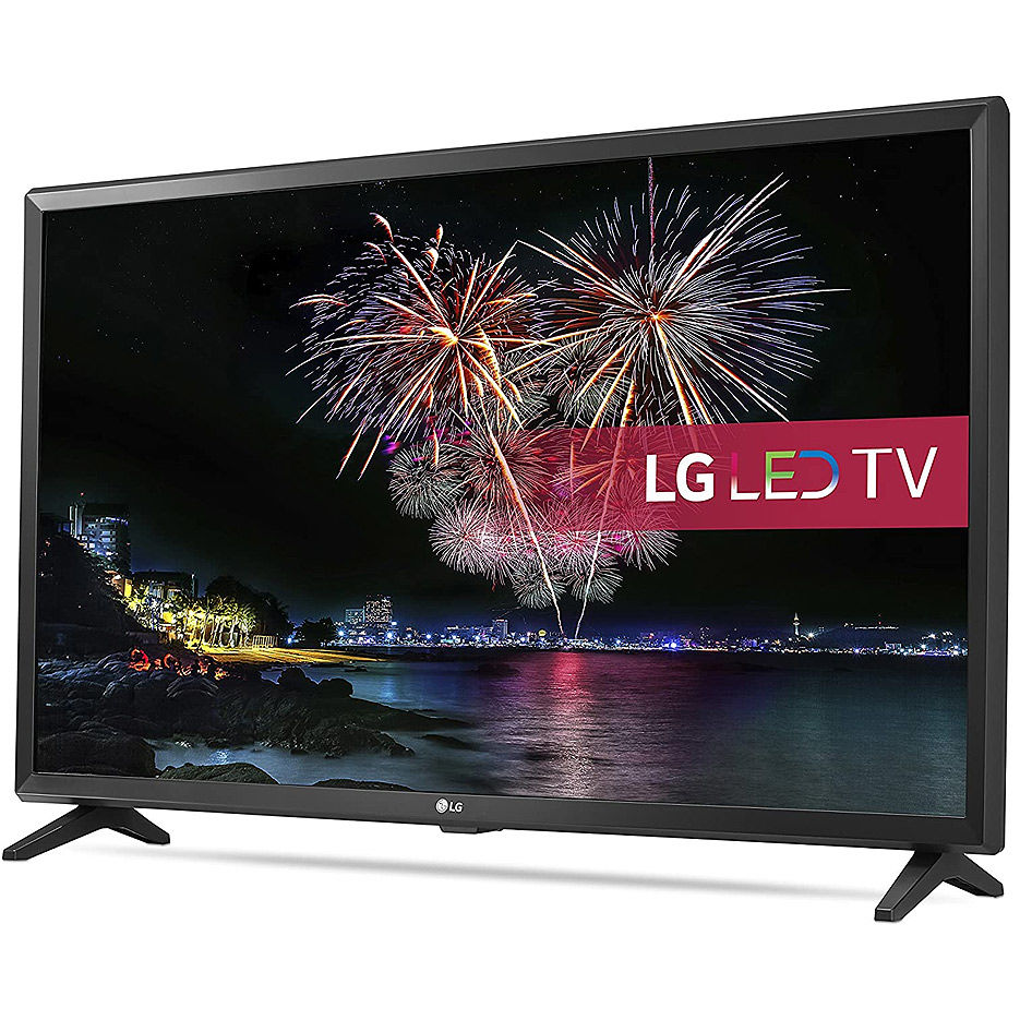 "Televizor 32"" LED TV LG 32LJ510U, Black (1366x768 HD Ready, PMI 200Hz, DVB-T2/C/S2)"