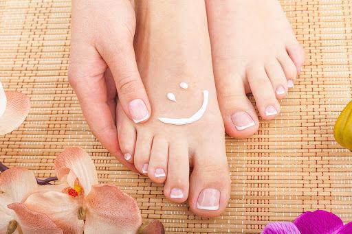 Îngrijirea pielii piciorului