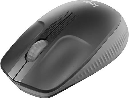 Logitech M190 CHARCOAL Wireless Mouse USB, 910-005905 (mouse fara fir/беспроводная мышь)