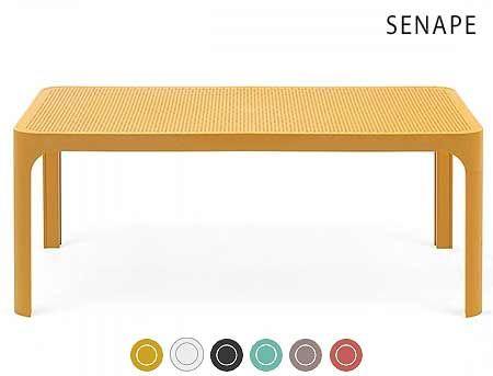 Masuta de gradina Nardi NET TABLE 100 (6 culori)