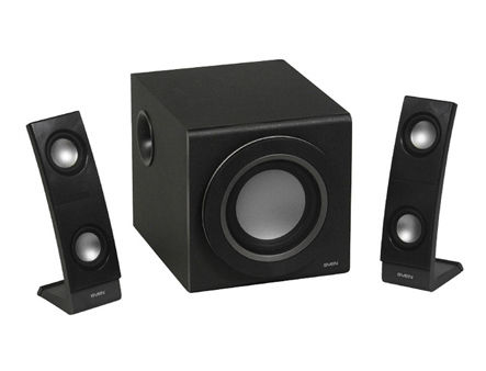 Active Speakers SVEN MS-906 Black ( 2.1 surround, RMS 22W, 10W subwoofer, 2x6W Satellites ) (boxe sistem acustic/колонки акустическая сиситема), www