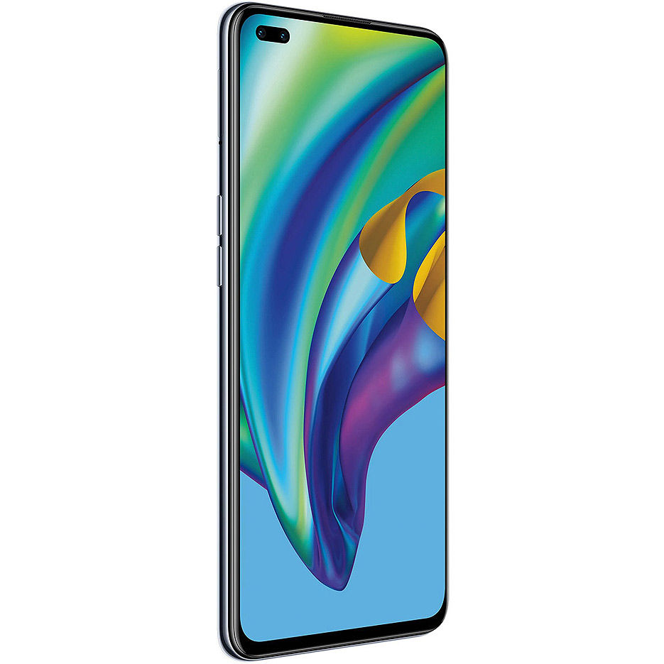 "Смартфон  6.43"" OPPO Reno4 Lite EU 128GB Black 8GB RAM, Mediatek Helio P95 MT6779V Octa-core, PowerVR GM9446, DualSIM, 6.43"" 1080x2400 IPS 409 ppi, QuadCam 48MP&8MP&2MP&2MP, front 16MP&2MP, LED flash, 4015mAh,WiFi, BT5.1, LTE, Android 10 (ColorOS 7.2)"