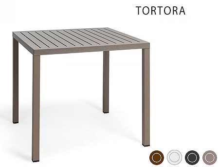Masa Nardi CUBE 80 TORTORA-vern. Tortora 48059.10.000