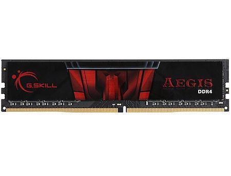 8GB DDR4 G.SKILL Aegis F4-3000C16S-8GISB DDR4 PC4-24000 3000MHz CL16, Retail (memorie/память)