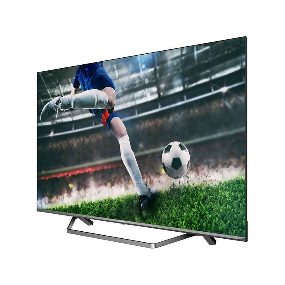 "Televizor 50"" LED TV Hisense 50U7QF, Black (3840x2160 UHD, SMART TV, PCI 2700Hz, DVB-T/T2/C/S2) 50"" 3840x2160 Quantum dot UHD display, Premium ULED, PCI 2700 Hz, Full Array Local Dimming, SMART TV (VIDAA U4.0 OS), 4 HDMI 2.0, 2 USB, Display color depth 8bit+FRC"