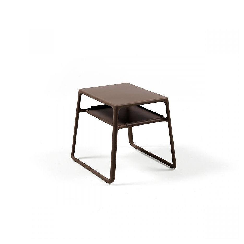 Столик Nardi POP CAFFE 40048.05.000 (Столик для сада лежака террасы балкон)