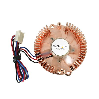 Вентиляторы для VGA, CPU, Case