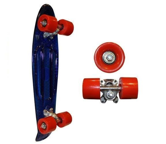 Скейты и комплектующие