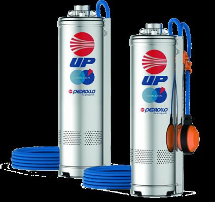 Скважинный глубинный насос Pedrollo UPm2/6-GE 1.5 кВт до 93 м