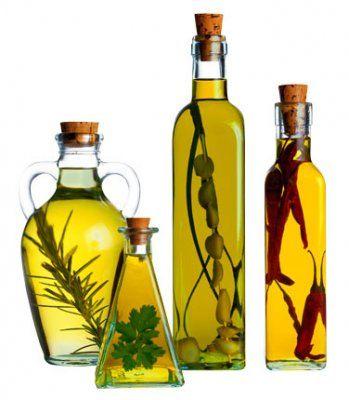 Sticle pentru ulei si otet