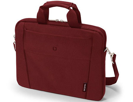 "Dicota D31306 Slim Case BASE Notebook Case 13""-14.1"" Red (geanta laptop/сумка для ноутбука)"