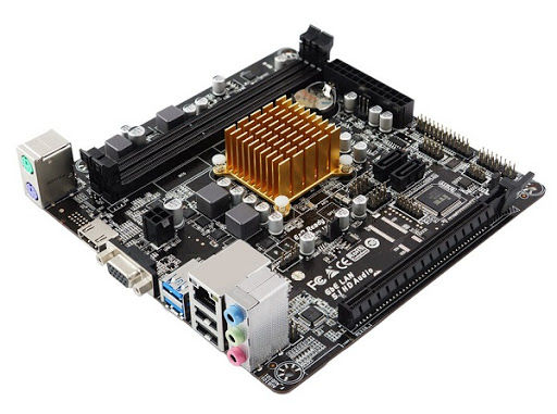 Платы со встроенным процессором
