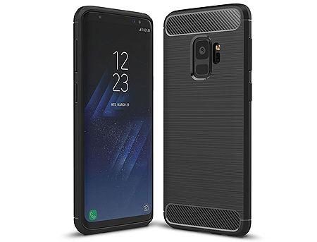 630019 Husa Screen Geeks Rugged Armor Samsung S9 Plus, Black (чехол накладка в асортименте для смартфонов Samsung)