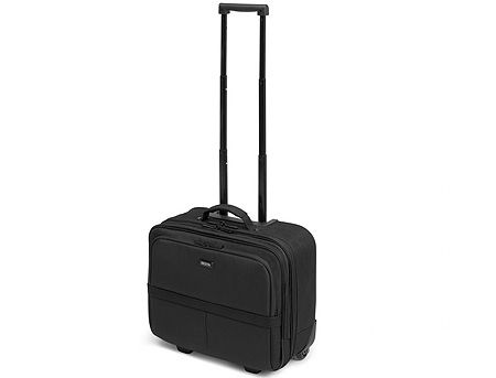 "Dicota D31441 Multi Roller SCALE Notebook Case 14""-15.6"" Black (geanta laptop/сумка для ноутбука)"