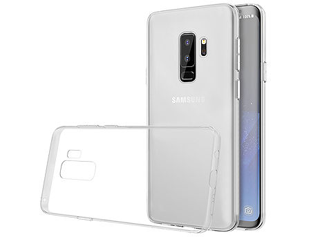 700019 Husa Screen Geeks Samsung Galaxy S9 TPU ultra thin, transparent (чехол накладка в асортименте для смартфонов Samsung)