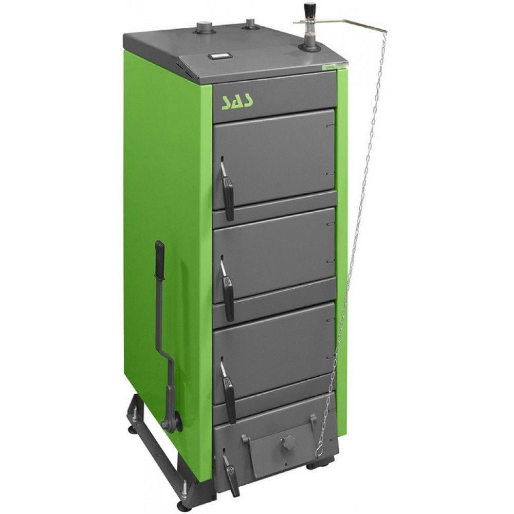 Твердотопливный котёл SAS UWG/BIO PLUS 12 кВт