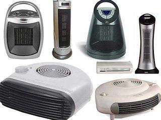 Ventilatoare de aer cald