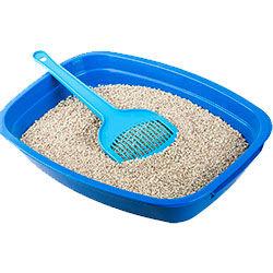Nisip igienic pentru pisici